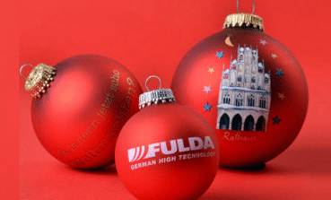 jmpromotions - kerstballen bedrukken met logo